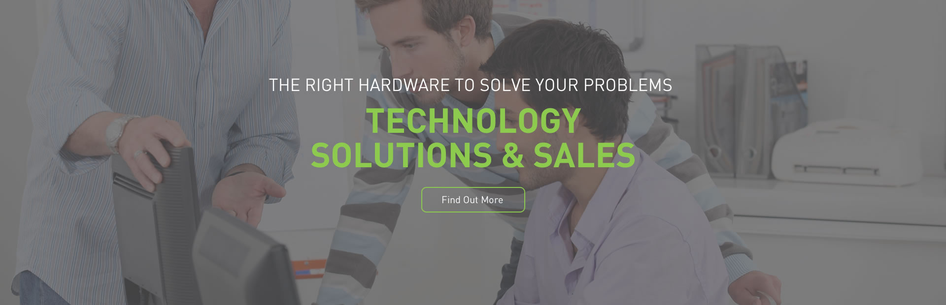 Technology solutions & sales